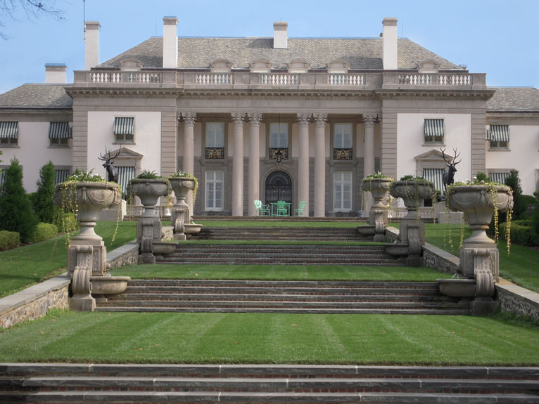 Nemours mansion bruce e brooks associates for Dupont house