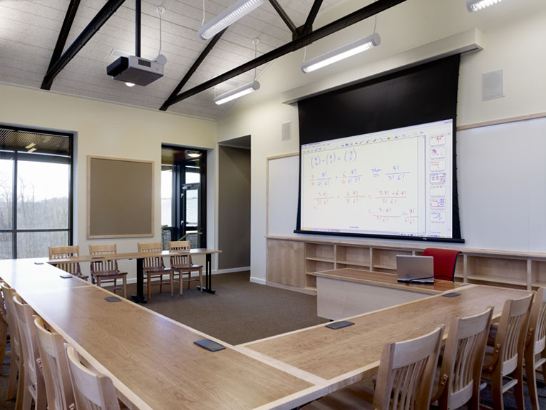 Millbrook School Math & Science Building