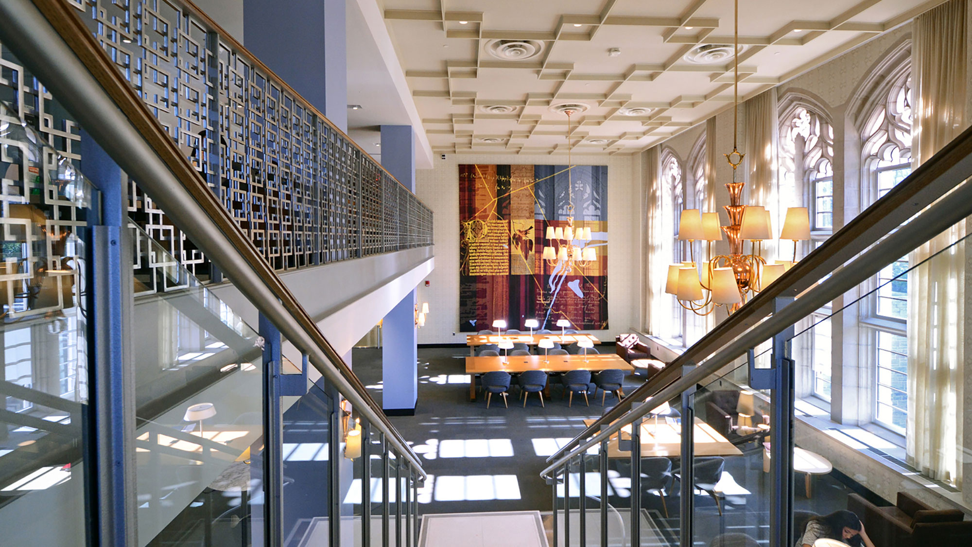 Firestone Memorial Library Bruce E Brooks Amp Associates