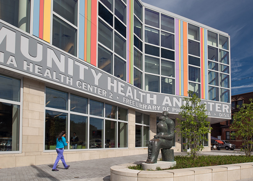 Community Health and Literacy Center - Bruce E  Brooks