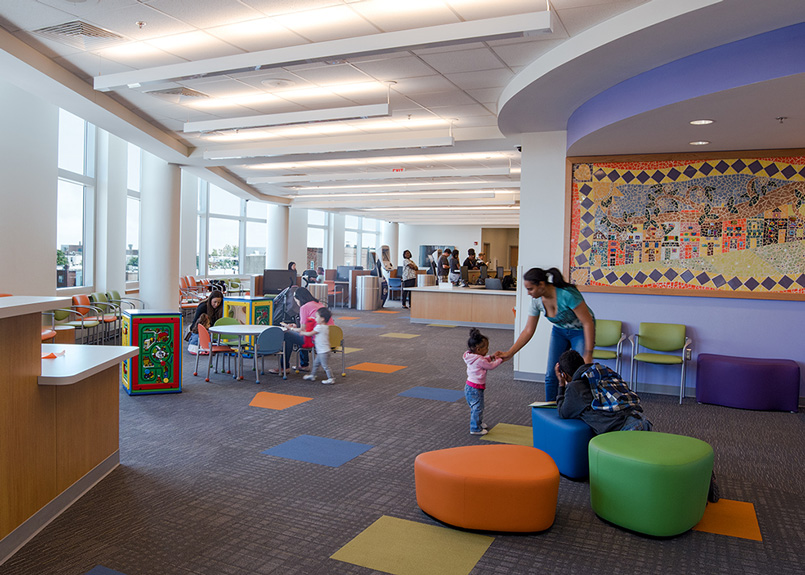 Community health and literacy center bruce e brooks - Interior design jobs philadelphia ...